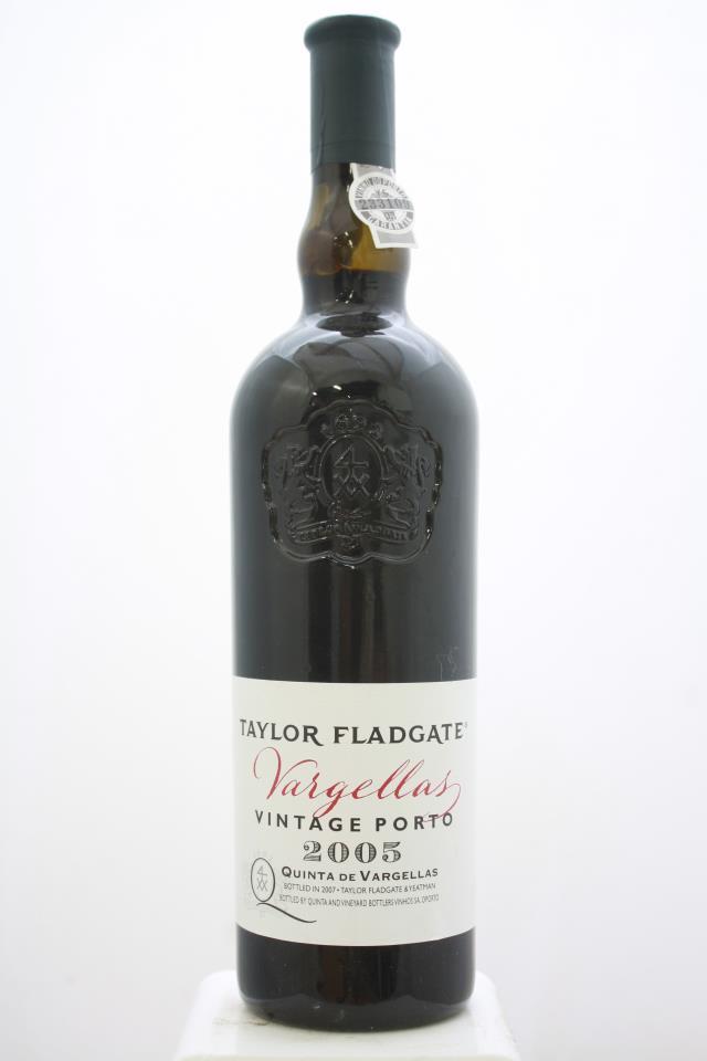Taylor Fladgate Quinta de Vargellas Vintage Porto 2005