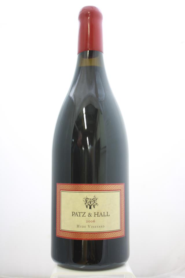 Patz & Hall Pinot Noir Hyde Vineyard 2006