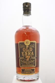 Lux Row Old Ezra Kentucky Straight Bourbon Whiskey 7-Years-Old NV