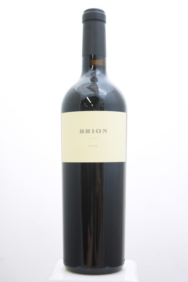 B. Wise Cabernet Sauvignon Brion Moon Mountain District 2015