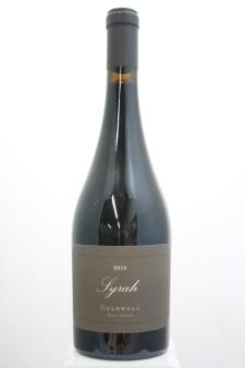 Caldwell Vineyard Syrah 2015
