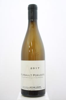 Antoine Jobard Meursault Poruzots 2017
