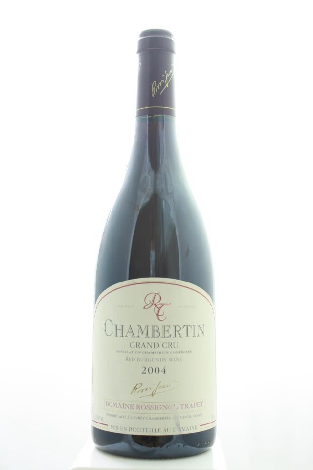 Rossignol-Trapet Chambertin 2004