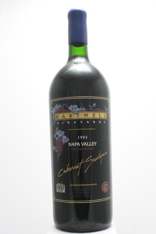 Hartwell Vineyards Cabernet Sauvignon Estate 1993