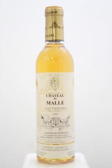 de Malle 2001