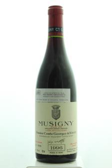 Comte Georges de Vogüé Musigny Cuvée Vieilles Vignes 1996