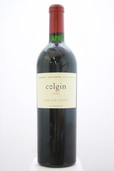 Colgin Cabernet Sauvignon Herb Lamb Vineyard 1995