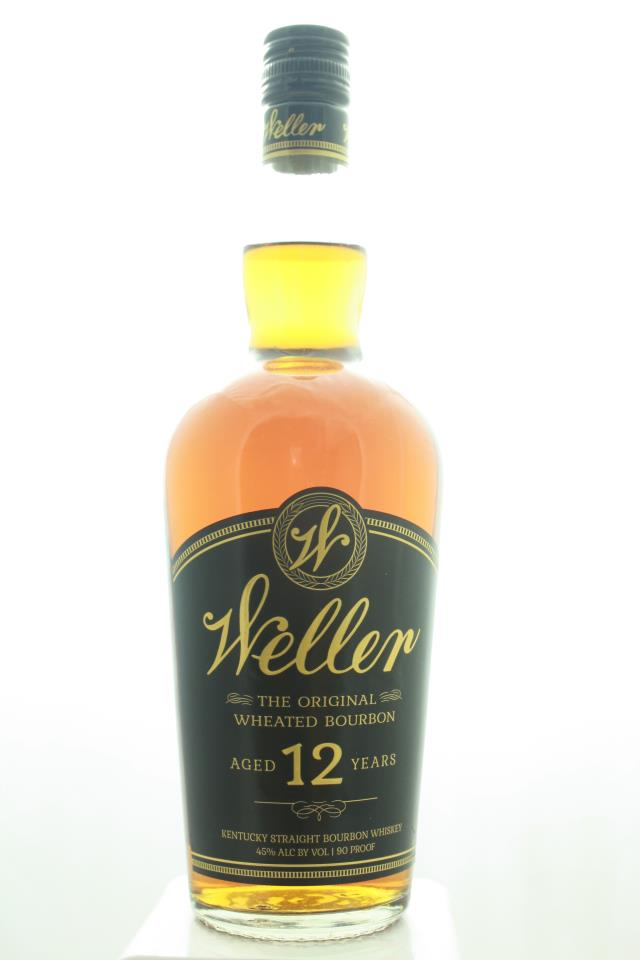 W.L. Weller Kentucky Straight Wheated Bourbon 12-Year-Old NV