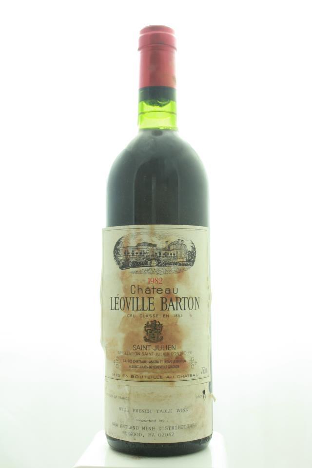 Léoville Barton 1982
