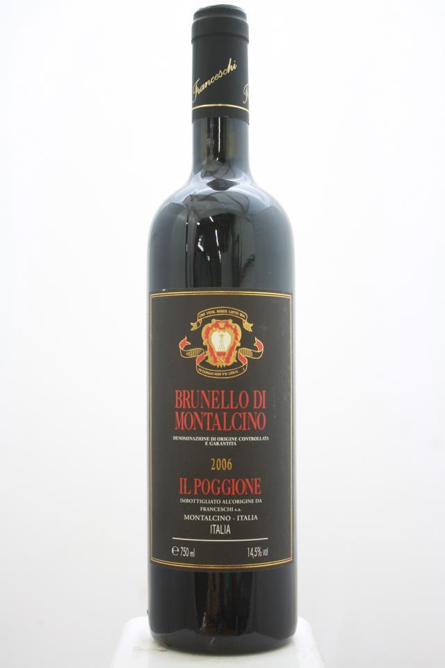 Il Poggione Brunello di Montalcino 2006