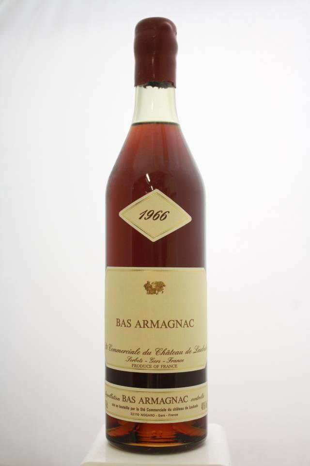 Laubade Bas Armagnac 1966
