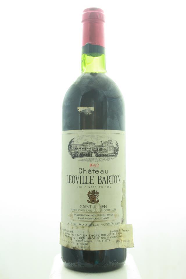 Léoville-Barton 1982