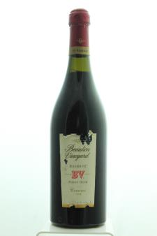 BV Pinot Noir Carneros Reserve 1994