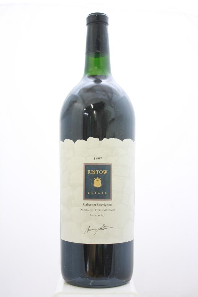 Ristow Cabernet Sauvignon Quinta de Padras Vineyard 1997