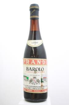 Prandi Barolo 1968