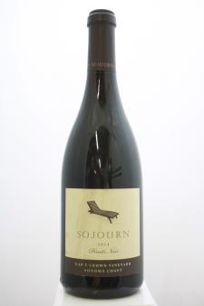 Sojourn Pinot Noir Gap