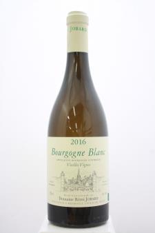 Rémi Jobard Bourgogne Blanc Vieilles Vignes 2016