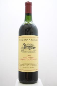 Duckhorn Cabernet Sauvignon Napa Valley 1990