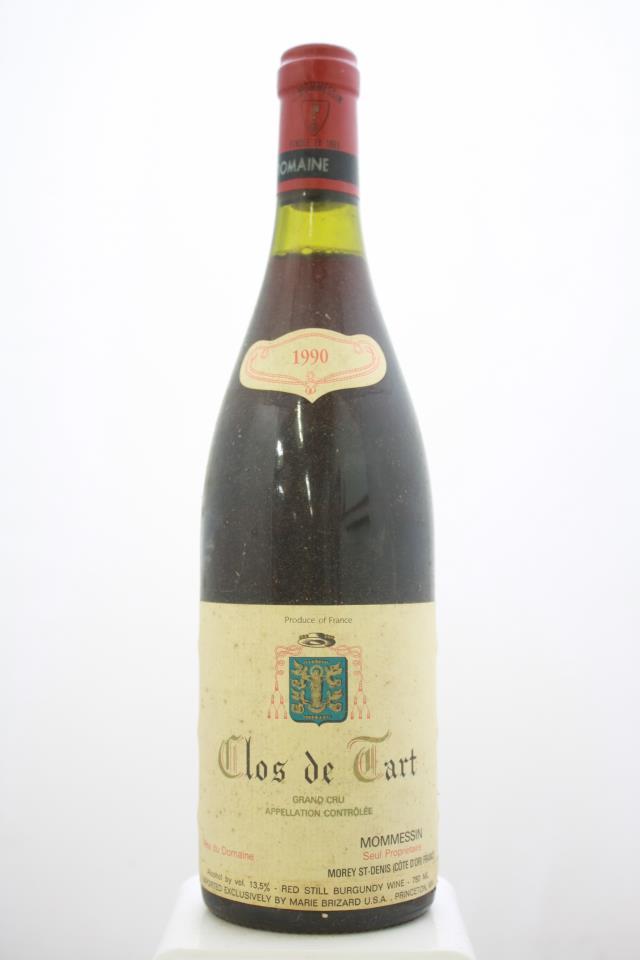 Mommessin Clos de Tart 1990