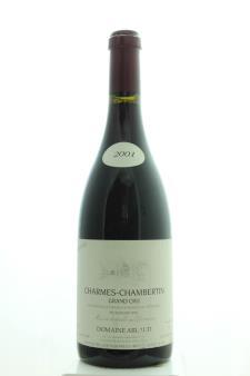 Domaine Arlaud Charmes-Chambertin Cuvée Unique 2001