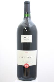 Fisher Vineyards Cabernet Sauvignon Coach Insignia 2005