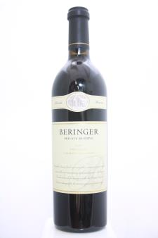 Beringer Vineyards Cabernet Sauvignon Private Reserve 2006