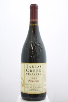 Tablas Creek Proprietary Red Estate Panoplie 2015