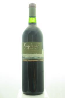 Sagelands Cabernet Sauvignon 1998