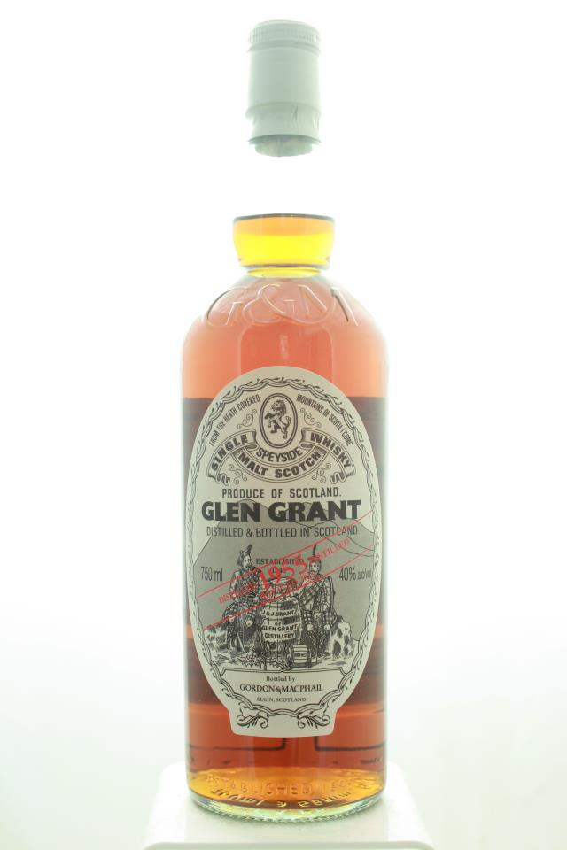 Glen Grant Distillery Glen Grant Single Malt Scotch Whisky 57-Years-Old 1955