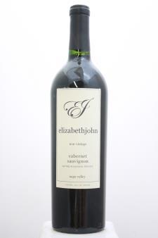 Marston Family Vineyard Proprietary Red Elizabethjohn NV
