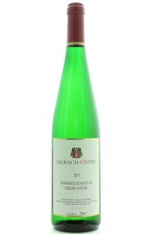 Selbach-Oster Bernkasteler Badstube Riesling Auslese #15 2013