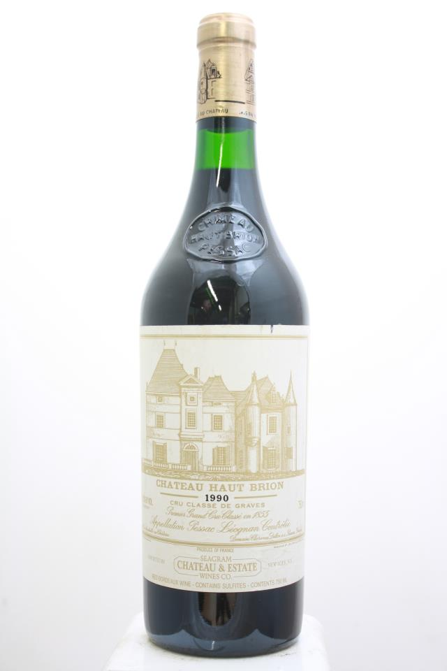 Haut-Brion 1990