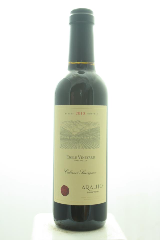 Araujo Estate Cabernet Sauvignon Eisele Vineyard 2010