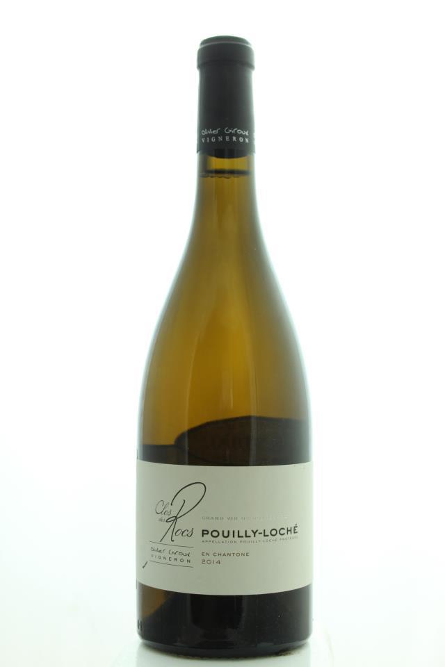Clos des Rocs Pouilly-Loche En Chantone 2014