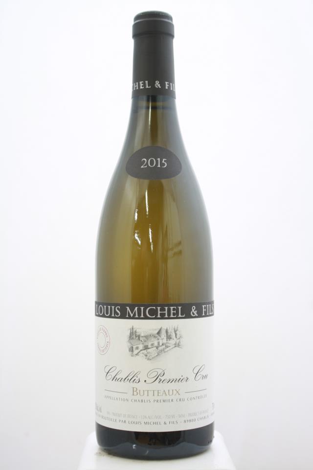 Louis Michel Chablis Butteaux Vielles Vignes 2015