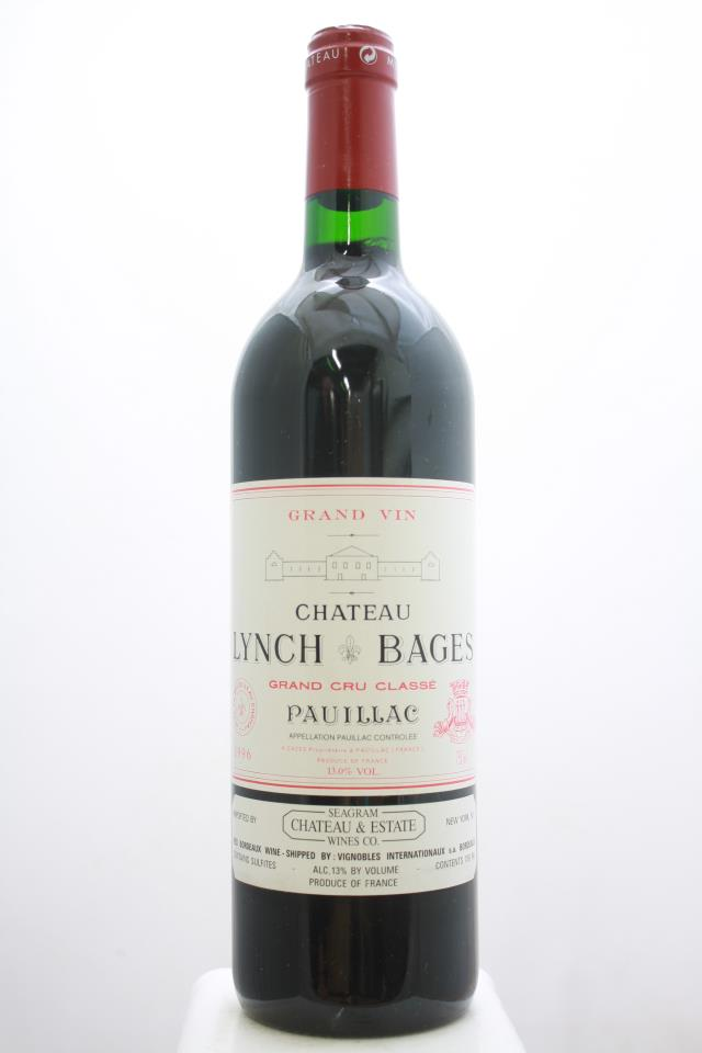 Lynch-Bages 1996
