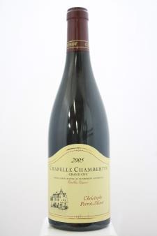 Perrot-Minot Chapelle Chambertin Vieilles Vignes 2005