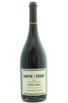 Smith Story Pinot Noir Thorn Ridge Vineyard 2014