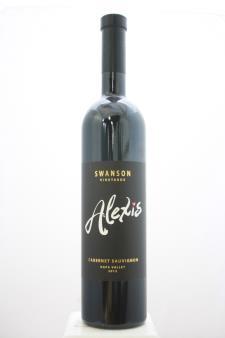 Swanson Vineyards Cabernet Sauvignon Alexis 2012