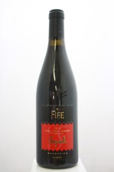 Fife Vineyards Syrah Old Vokayo Rancho Vineyard 1998
