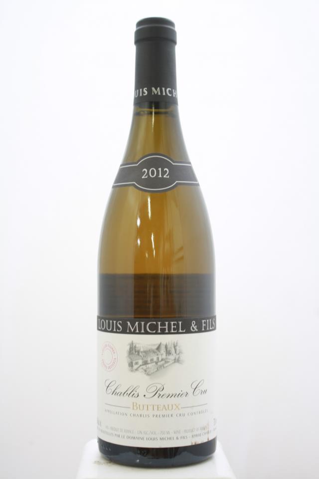 Louis Michel Chablis Butteaux Vielles Vignes 2012