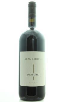 Le Macchiole Messorio 2008