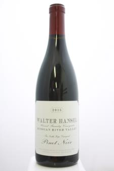 Walter Hansel Pinot Noir Estate The South Slope Vineyard 2015