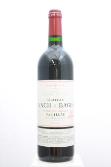 Lynch-Bages 1998