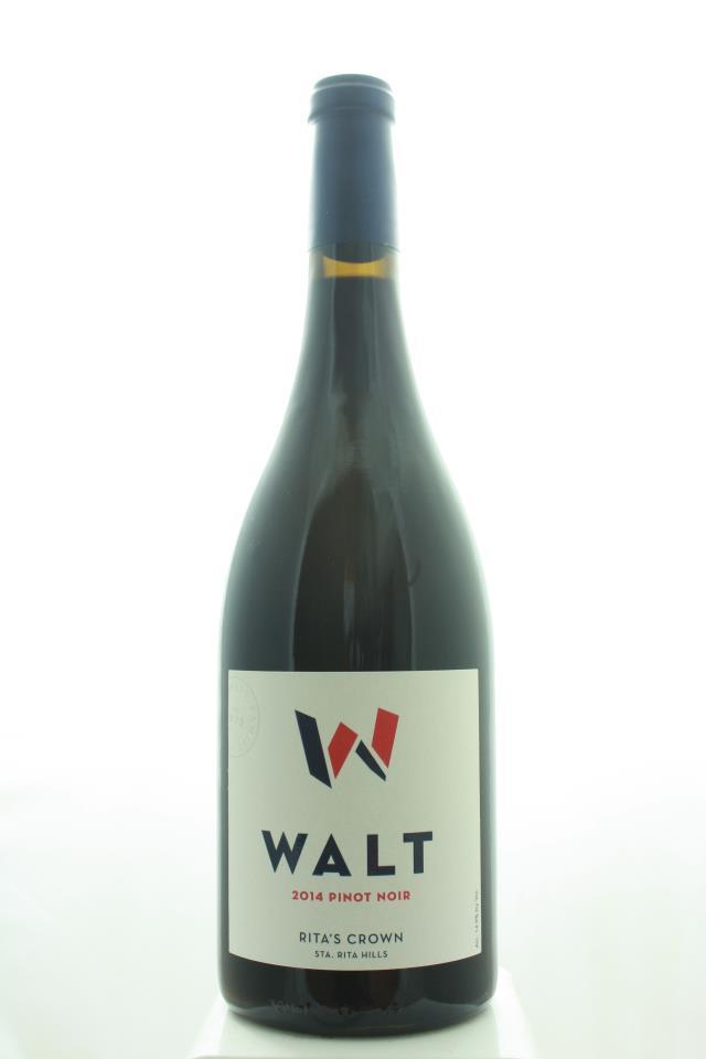 Walt Pinot Noir Rita's Crown 2014