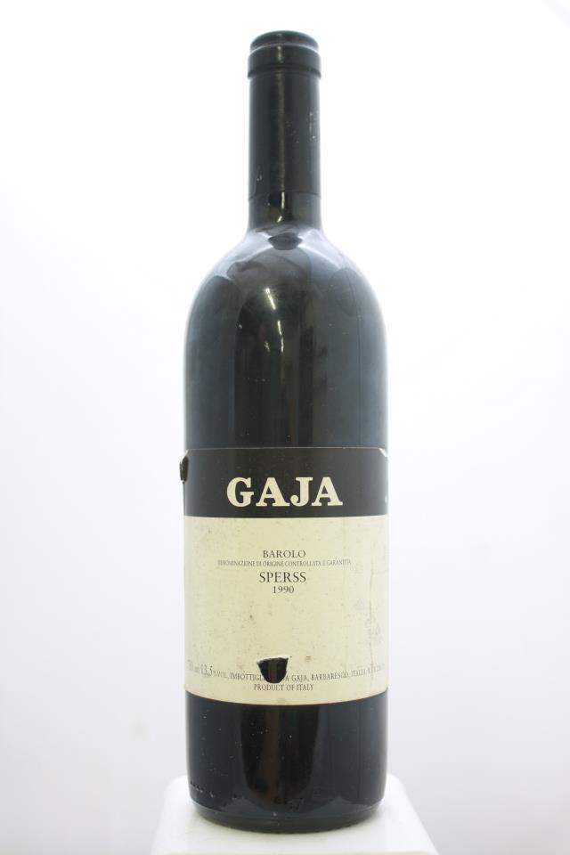 Gaja Sperss 1990