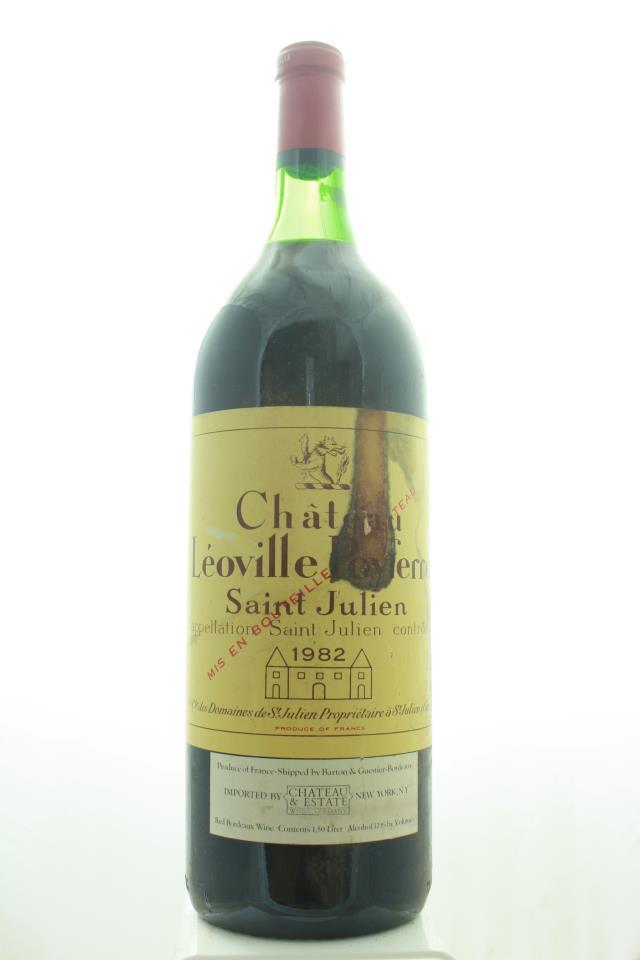Léoville-Poyferre 1982