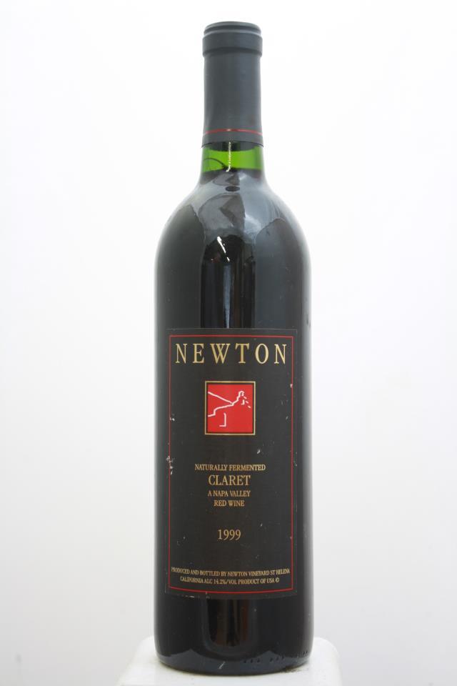 Newton Vineyard Claret 1999