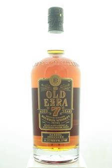 Old Ezra Brooks Kentucky Straight Bourbon Whiskey Barrel Strength 7-Years-Old NV