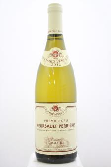 Bouchard Père & Fils (Domaine) Meursault Perrières 2012